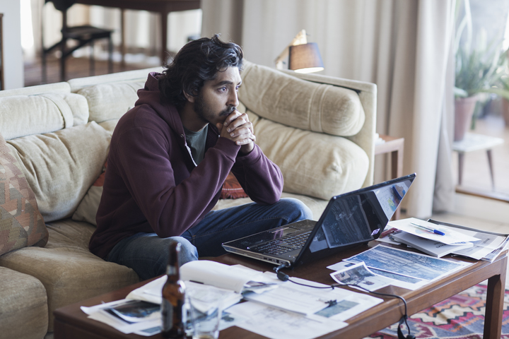 Google Earth was the catalyst for Saroo Brierley's successful search for his family. Dev Patel plays him superbly.
