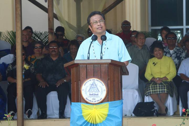 Palau and US Compact finally renewed