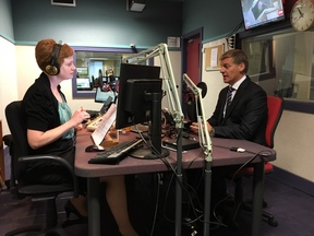 Bill English told Susie Ferguson a Plan B' TPP could still go ahead.