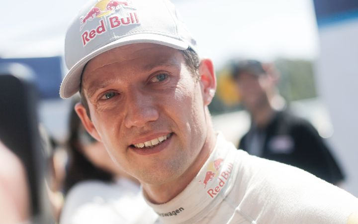 Ogier wins rally of Monte Carlo