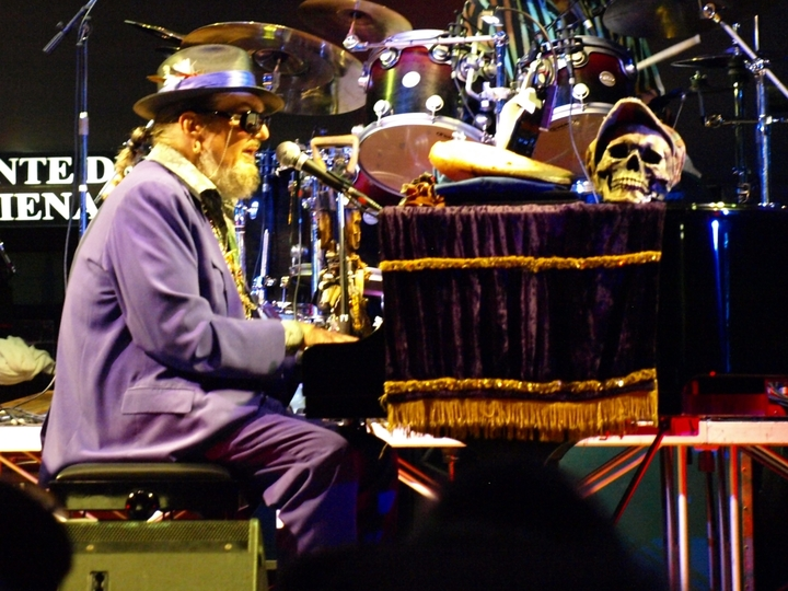 Dr John at Liri Blues 2010