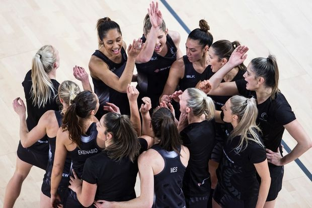 Silver Ferns to face England in pool play at 2018 Commonwealth Games