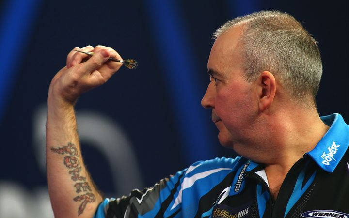 Here's how much Phil Taylor could add to his career earnings in