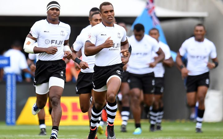 Fiji run out at Westpac Stadium