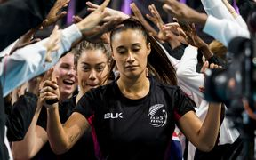 Maria Tutaia's return to the Silver Ferns wasn't enough to help them overcome Australia.