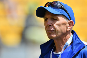 Sir Gordon Tietjens said the Wellington Sevens was a well run tournament but the city had been like a 'ghost town'.