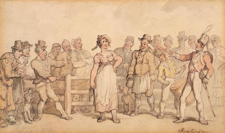 Sex in the 18th century