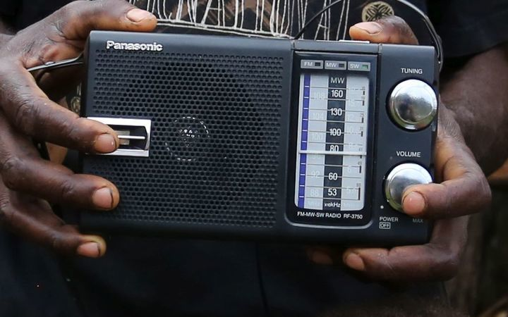 Many remote communities in Pacific island countries rely on shortwave radio.