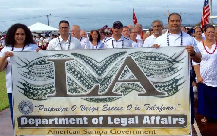 American Samoa's Legal Affairs Department