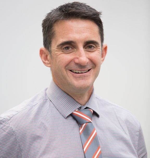 Callum Irvine, NZVA Head of Veterinary Services