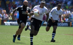 Fiji were knocked out early in Sydney.