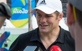 Richie McCaw counts himself lucky to having come away from 15 years of professional rugby unscathed.