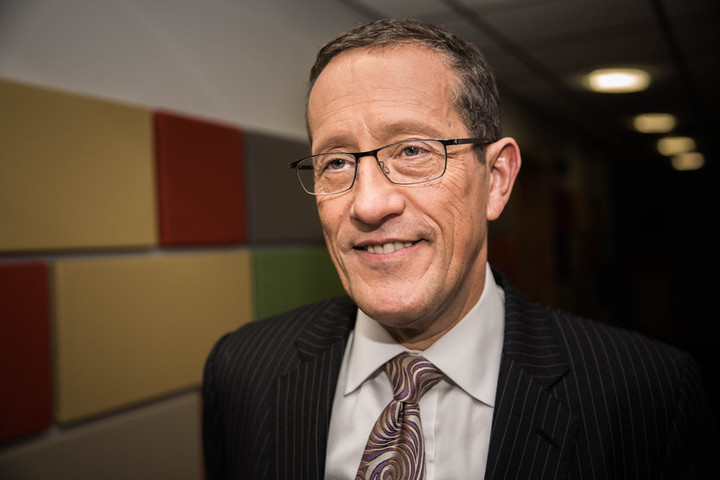 CNN International Business Correspondent Richard Quest