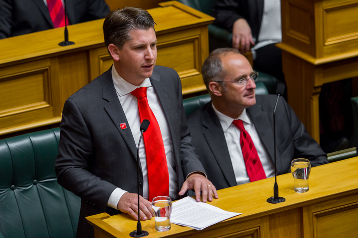 Michael Wood is the newly elected Labour MP for Mt Roskill who replaced Phil Goff after a by-election held in December 2016.