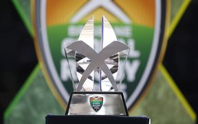 Brisbane Global Tens trophy.