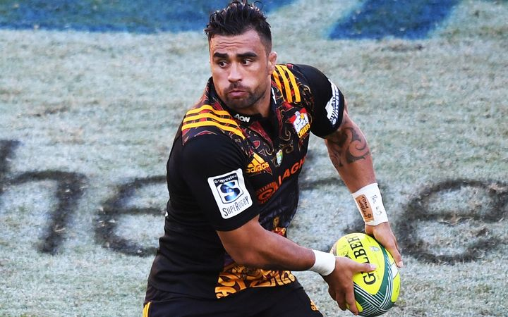 Liam Messam in action at the Brisbane Tens.