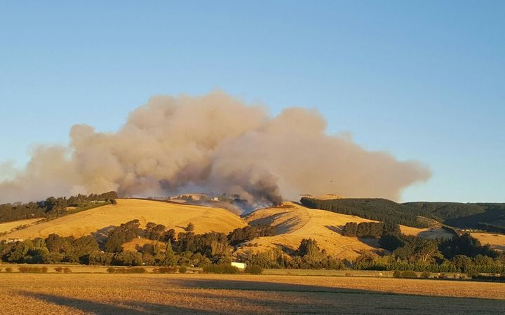 Wildfires in New Zealand prompt hundreds of evacuations