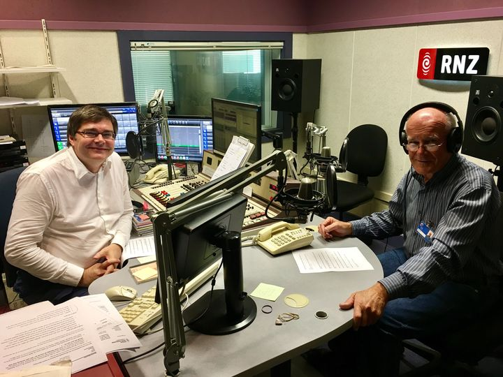 David Morriss and Peter Fry co-present Classic Afternoons.