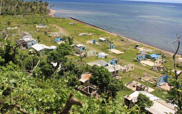 Seven people died in Nasau Village, Koro Island, Fiji during Cyclone Winston which hit in February 2016