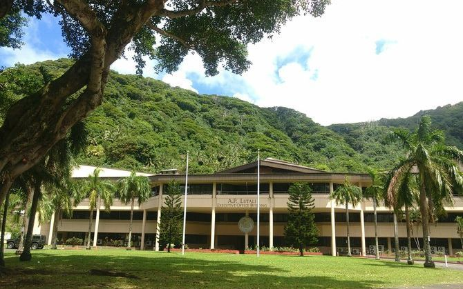 American Samoa's Executive Office Building