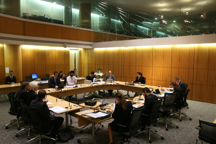 The Commerce Committee hears RNZ give its annual review.