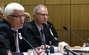 Solid Energy chair says he'll resign if forced to enter Pike River mine