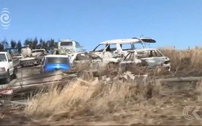Port Hills family lose house and over 40 classic cars