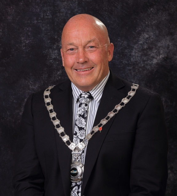 Clutha district Mayor Bryan Cadogan