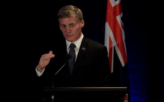 Bill English says soaring Wellington rental prices are a sign of success. Photo: RNZ / Brad White