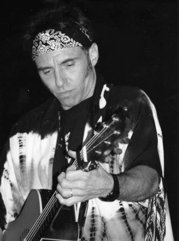 Nils Lofgren at Ronnie Scotts, 1997