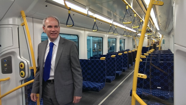Len Brown has made public transport a top priority.