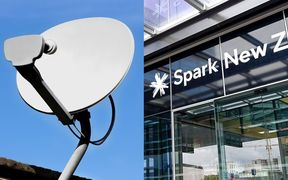 Spark wants a 36 hour delay should the Commerce Commission approve the merger between Sky Television and Vodafone.