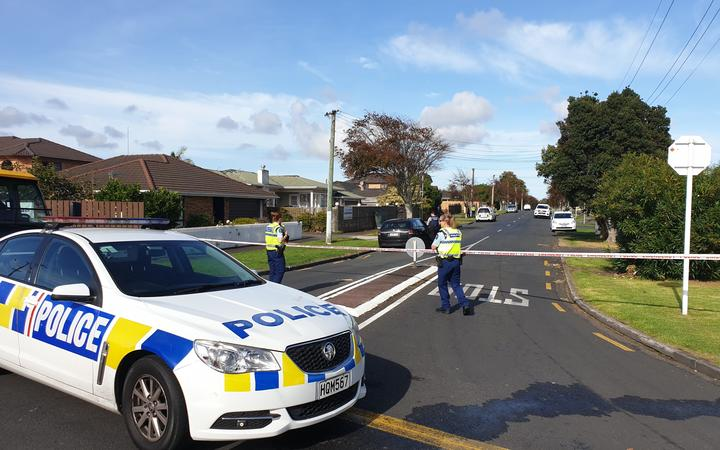 Man shot dead by police in South Auckland named