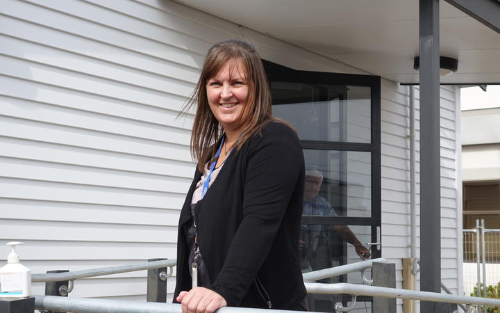 Megan Knowles, Capital Projects Manager at Hawke's Bay District Health Board.