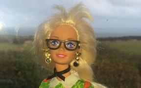 Art Activist Barbie. You can find out more @Barbiereports on Twitter.