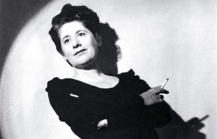 Ngaio Marsh in the 1940s