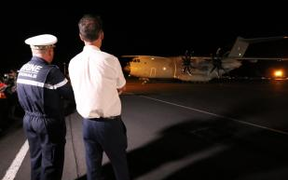 French military plane arrives in Tahiti as part of response to Covid-19 outbreak