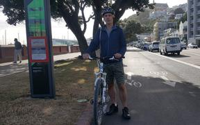 Dr Mike Lloyd is a sociologist at Victoria University of Wellington. He is also a cyclist, and researches the interactions between pedestrians, cyclists and drivers.