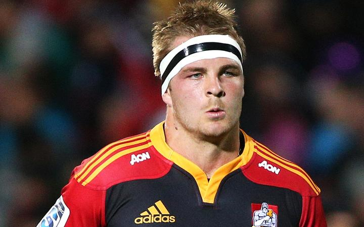 Sam Cane named as new All Blacks captain