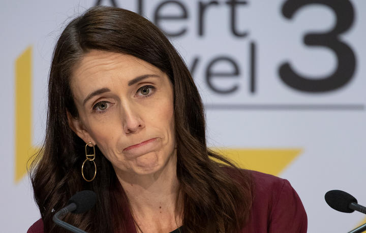 PM Jacinda Ardern will give details on Alert Level 1 today