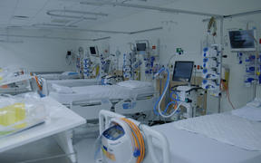 Hospitals set up in preparation for Covid-19
