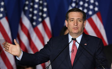 Ted Cruz has dropped out of the Republican race for the White House.