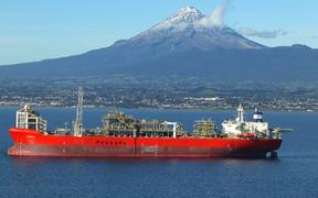 Tamarind Resources' FPSO Umuroa off the Taranaki coast.