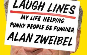 """Laugh Lines: My Life Helping Funny People Be Funnier"""