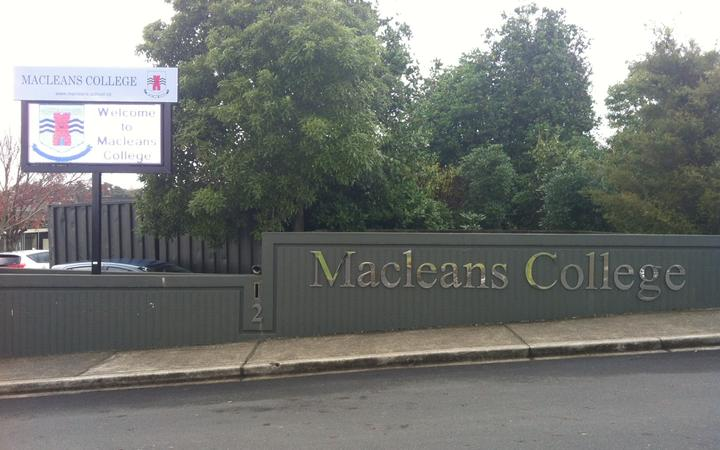 MacLeans College.
