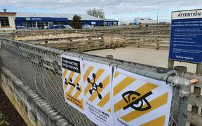 Restrictions in place at Fielding saleyards during Alert Level 2