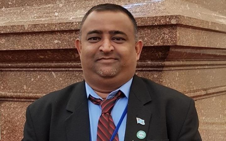 Fiji First MP, Rohit Ritesh Sharma
