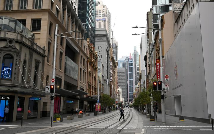 Australia on track for first recession in decades as GDP shrinks