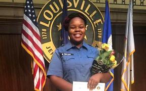 Breonna Taylor, 26, was a decorated emergency medical technician.