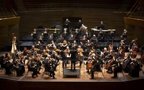 The New Zealand Symphony Orchestra